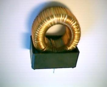 Speicherdrossel, 330 µH 2 A, mit Sockel, B-Ware