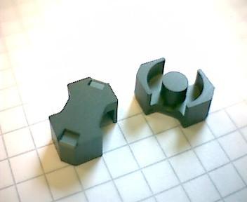 RM5 Kernsatz N49, ohne Luftspalt, AL1300