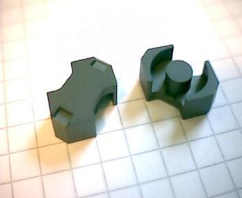 RM5 Kernsatz N30, ohne Luftspalt, AL3500