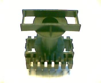 ETD 29 Spulenkörper, stehend, 14-polig, 1 Kammer