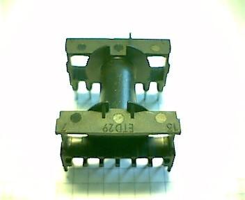 ETD 39 Spulenkörper, liegend, 16-polig, 1 Kammer