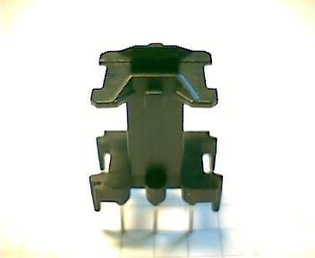 EF 20 Spulenkörper, stehend, 6-polig, 1 Kammer