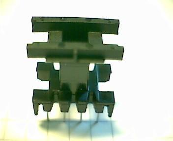 EF 16 Spulenkörper, stehend, 8-polig, 1 Kammer