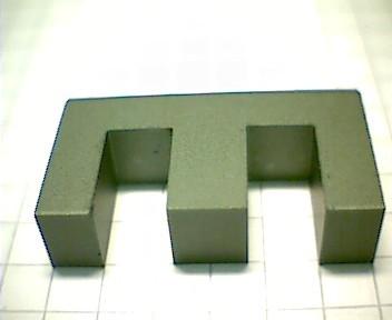 E 30 (EF 30) Kernhälfte N27, mit Luftspalt 0,34mm, AL200