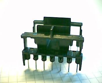 ETD 34 Spulenkörper, liegend, 14-polig, 1 Kammer