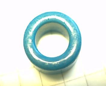 Ferrit-Ringkern 20mm N27, AL2500, blau