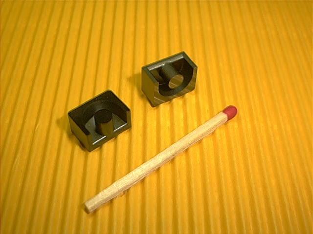 EP7 Kernsatz N67/N87/3F3, ohne Luftspalt, AL1100