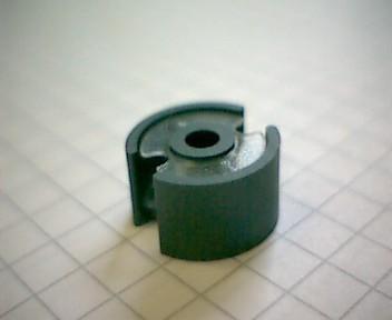 P14,4x7,5mm Einzelschale N22 mit Spulenkörper