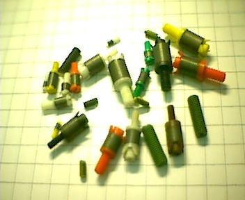 Abgleichschraube P9, N22, grün
