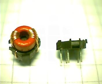 Montageplatte für kleine Kerne, 5 Pins