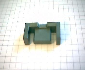 EFD30 Kernhälfte GL87/N87, ohne Luftspalt, AL2000
