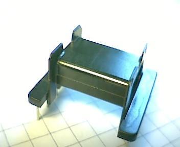 EFD 25 Spulenkörper, 10-polig, 1 Kammer, Wärmeklasse 180 ºC