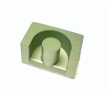 EP20 Kernsatz T38, ohne Luftspalt, AL18700