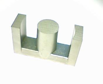 ETD 34 Kernhälfte N67, mit Luftspalt 1mm, AL155