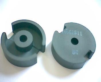 P18x11 Schalenkernsatz N48, mit Luftspalt 0,32 mm, AL 160