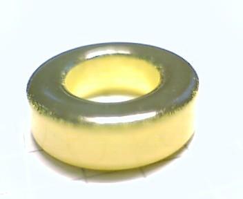 Eisenpulverringkern 17mm T68-6, AL4,7, gelb-klar