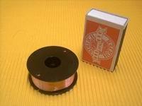 Kupferlackdraht 0,06 mm, lötbar, Temperaturindex 155 °C, 25 g
