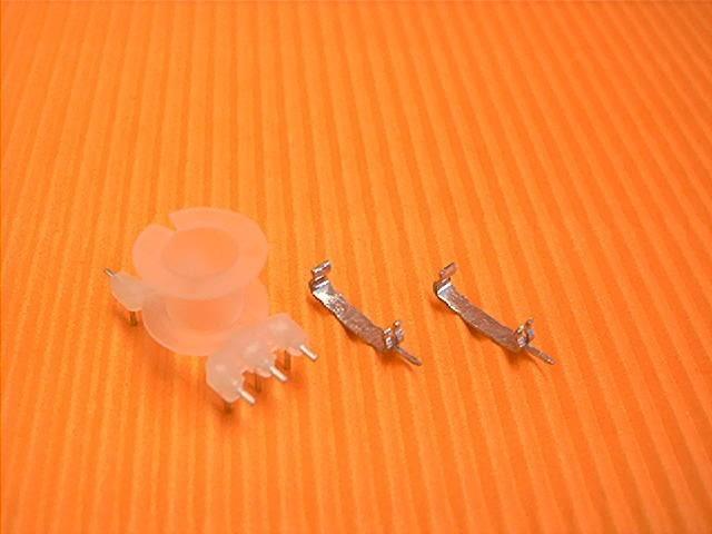 RM 6 Spulenkörper, dual-in-line, 6-polig, 1 Kammer