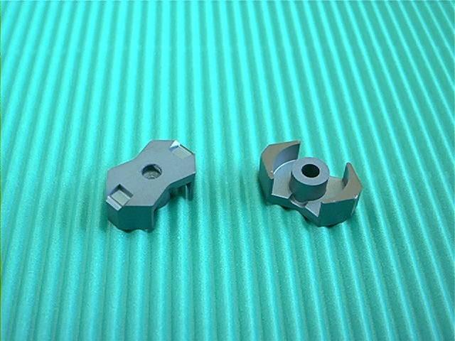 RM8 Kernsatz N48, mit Luftspalt 0,23mm, AL250