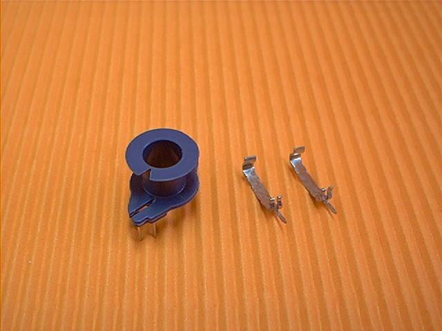 RM 6 Spulenkörper, 6-polig, 1 Kammer