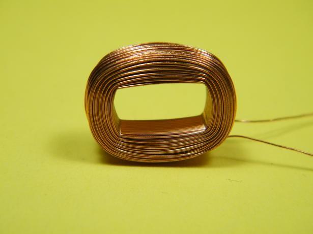 RFID Transponderspule 10 x 5,5mm, 720µH