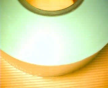 Fiederfolie 65mm Mylar 50µ, 10m-Rolle