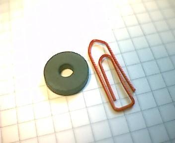 Ferrit-Ringkern 13,5mm GL30, AL600