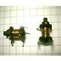 Abgleichschraube F40 M3(2,7) mit Spulenkörper für HF Anwendungen