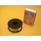 Kupferdoppellackdraht 0,08 mm, TI 240 °C, 100 g