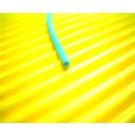 PVC-Schlauch, 0,5 x 0,25 mm, Klasse Y, blau, 5 Meter