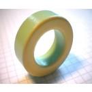 Eisenpulverringkern 33mm T130-40, AL194, grün-gelb