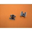 RM 4 Spulenkörper, Flachbauform/Low Profile, 10-polig, 1 Kammer