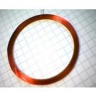 RFID Transponderspule 43mm, 1000µH, 2,1mm Breite