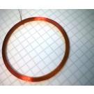 RFID Transponderspule 43mm, 600µH, 2,1mm Breite