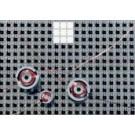 Schalenkern-Sensorspule, P 5,8x1,7, K1, 80 µH