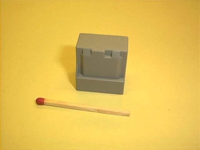 EF 20 Potting box, vertical