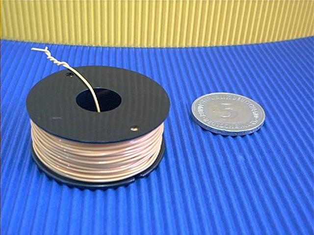 TEX-E Kupferlackdraht, 3L, 0,6 mm, 75 g