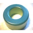 Eisenpulverringkern 47mm T184-52, AL159, grün-blau