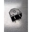 Ringkern-Drossel, Talema 220 mH 1,0 A, vertikal liegend